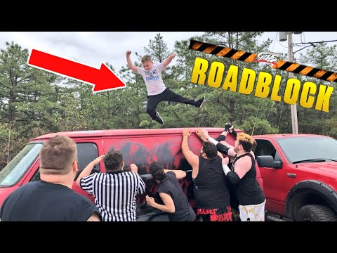 KID WRESTLES VAN IN CHAMPIONSHIP MAIN EVENT MATCH! GTS WRESTLING PPV SUPERCARD!
