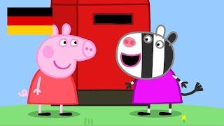 Peppa Wutz | Zoë Zebra  | Peppa Pig Deutsch Neue Folgen | Cartoons für Kinder