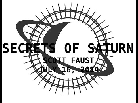 Secrets of Saturn - Episode 2 - Scott Faust - Activism With a Different Approach