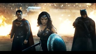 Batman v Superman: Trinity Scene (HD 5.1)
