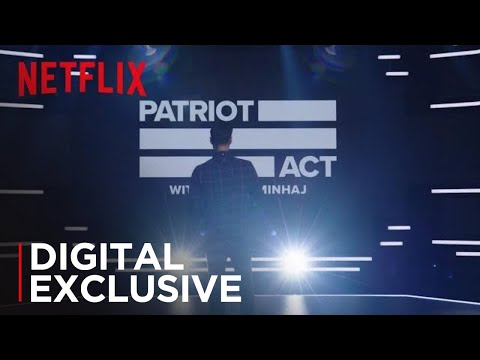 Patriot Act with Hasan Minhaj | Studio Spot [HD] | Netflix