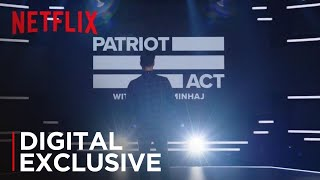 Patriot Act with Hasan Minhaj | Studio Spot [HD] | Netflix
