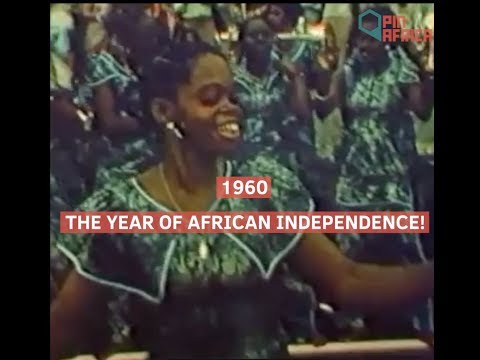 Year of Africa Independence