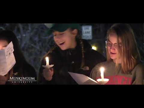 Merry Christmas From Muskingum University 2019