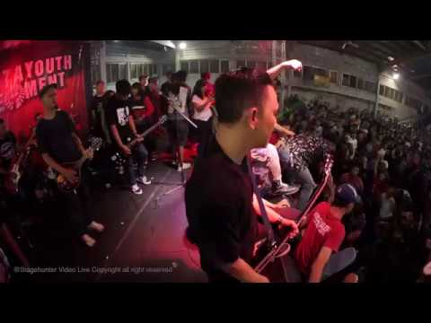 TENHOLES - SEMUA SAUDARA  Live At Jakarta Youth Movement 2017 Jayabaya VIDEO LIVE
