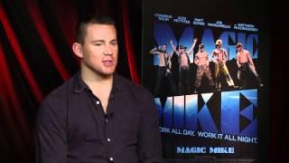"Channing Tatum Talks Steven Soderbergh, Grinding Girls, And ""Magic Mike"" In Miami - Spoiler Alert!"