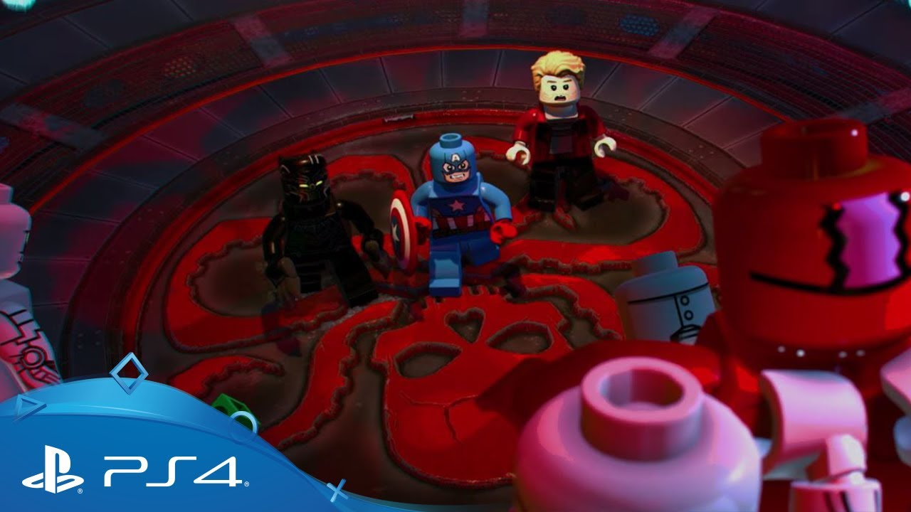 Lego Marvel Super Heroes 2 Kang The Conqueror Ps4
