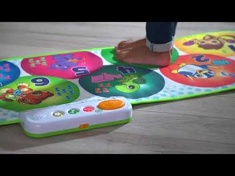 Number Groove Musical Learning Mat