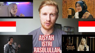 AISYAH ISTRI RASULULLAH (INDONESIA COVER) // WHO SANG IT BETTER?