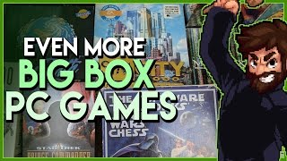Big Box PC Games Collection and Conventions!