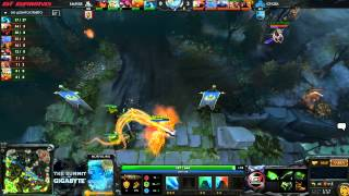 Empire -vs- Cloud9, The Summit 3 Europe, LB, Round 1, game 2