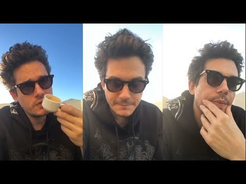 John Mayer Talking About Dead & Company and more ... | Live on Instagram | 26 January 2018