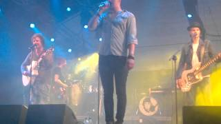 Kuningasidea - Pohjolan Tuulet Sunset Beach Party 17.7.2015