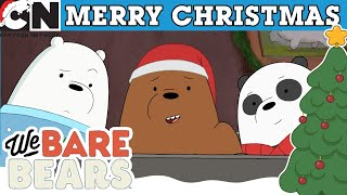 We Bare Bears | Christmas Parties | Cartoon Network UK