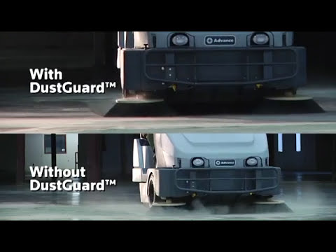 Nilfisk Advance Cleaning Equipment | Dustguard Overview Video From Wiese USA