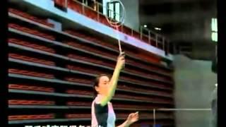 羽毛球教学 专家把脉【03】(被动接球,全场步法)