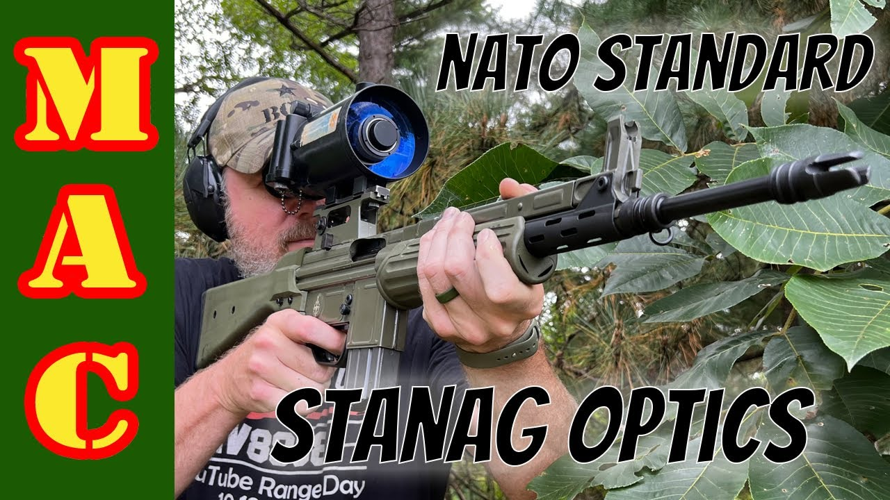 STANAG: What is that crazy scope and mount system?