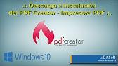 descargar pdf creator full español