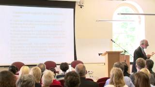 University of Derby LTA conference 2012- Keynote Speaker Professor Graham Gibbs