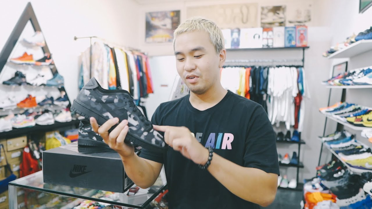 Công nghệ không cần biết – Nike Dunk Low Comme des Garcons CDG – Converse x Undefeated Chuck 70