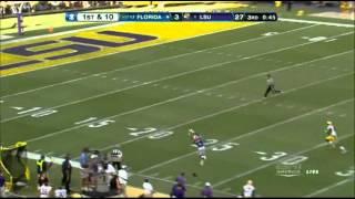 Andre Debose vs Alabama,LSU,OSU,Georgia