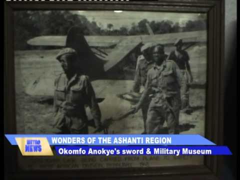 WONDERS OF THE ASANTE KINGDOM, Ghana