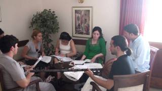 3rd.Turkish Classical Music Camp Singing Part 7 Resimi