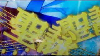 CR戦姫絶唱シンフォギア 全キャラ聖詠演出集! 最後 メドレー付き!