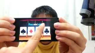 'ez card trick' magical app (ezcardtrick)
