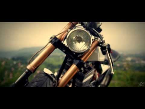 Cafe Racer | RD 350 | Moto Exotica | LA Productions Travel Video