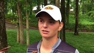 OSU's Broze and OU's Soo advance