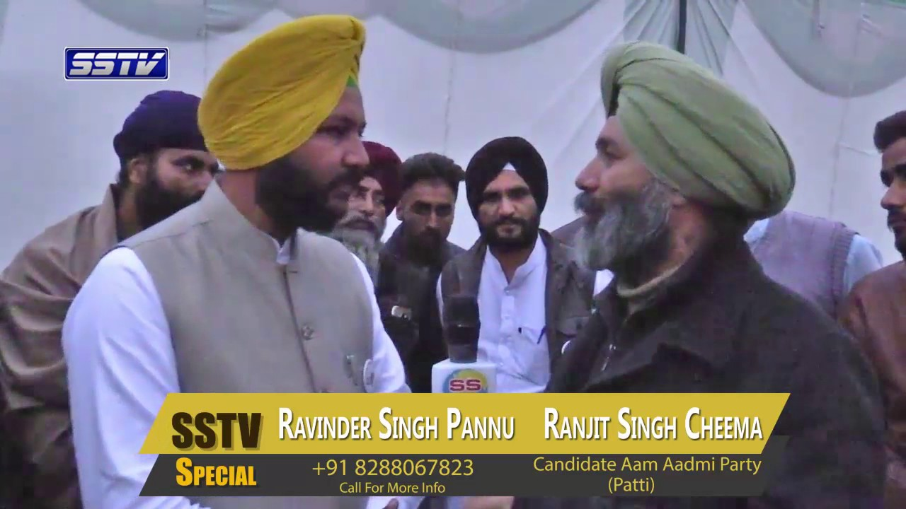 Interview With Ranjit Singh Cheema