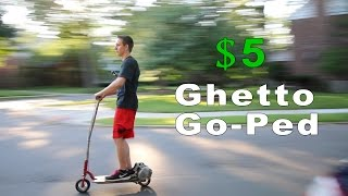 $5 Go-Ped Gas Scooter