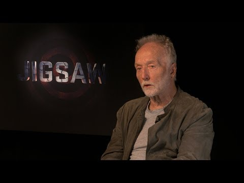 Jigsaw interview: hmv.com talks to Tobin Bell