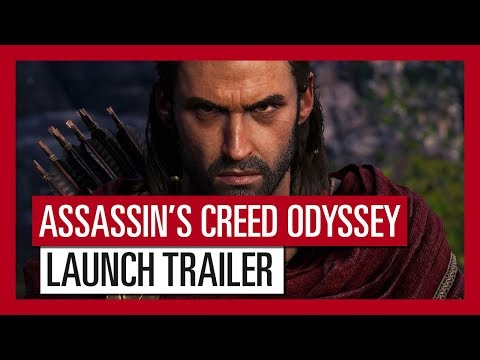 ASSASSIN'S CREED ODYSSEY: LAUNCH TRAILER