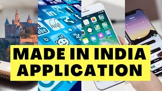 TIK TOK Ban in India and 59 Application Ban | Alternative Of Chinese Application | Made in India app