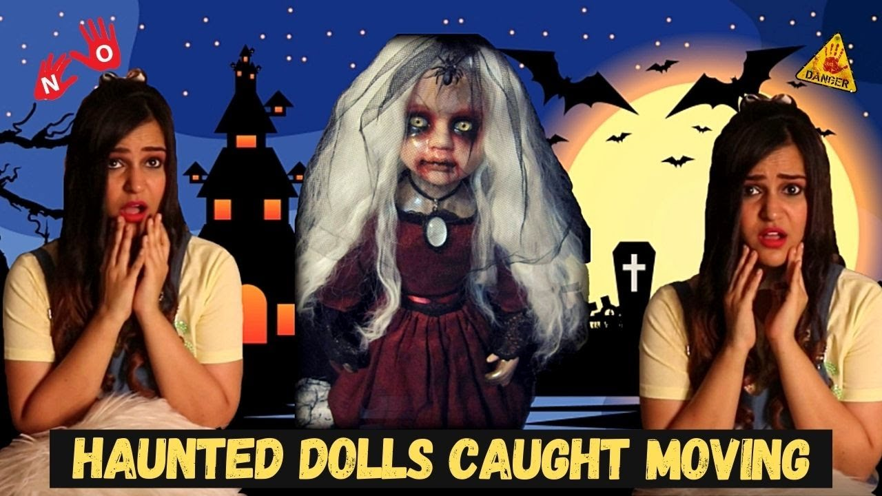 Download Haunted Dolls caught MOVING on CAMERA!