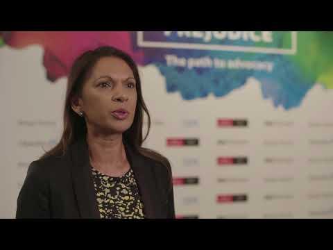 Gina Miller Interview - Pride and Prejudice London