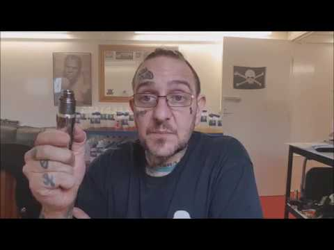 11:11 20700 18650 Styled Mechanical Mod Vaping Review Team Knucklehead