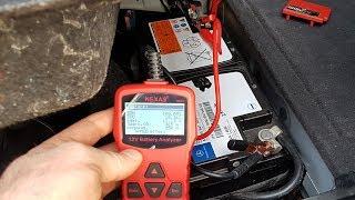 Распаковка и Обзор: Тестер аккумуляторных батарей Nexas NB300 / Тестер АКБ Nexas NB300 с AliExpress