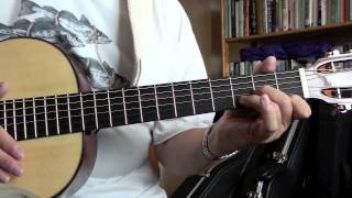 "How to Play ""St James Infirmary blues"""
