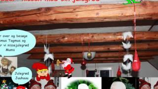 Busters Julekalender 4 - På loftet sidder nissen med sin julegrød - John Mogensen.wmv
