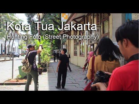 Kota Tua Jakarta - Hunting Foto (Street Photography)