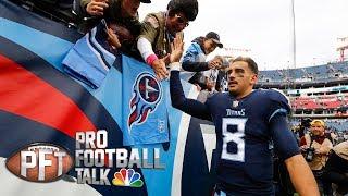 How Mariota, Titans knew how to carve up Patriots