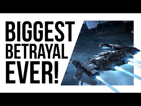 THOUSANDS of Eve Online players just got SCREWED OVER by ONE GUY!