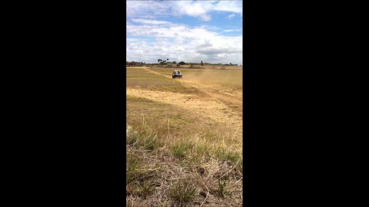 patrol td42 td05 18g first run with auto