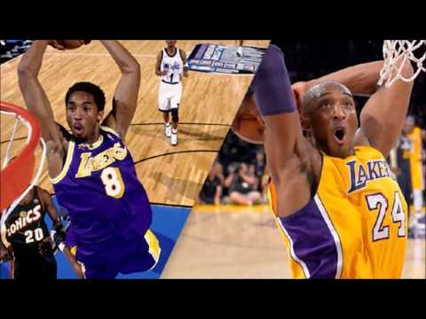 kobe-bryant's-no.-8-&-no.-24-jerseys-both-will-be-retired-by-lakers