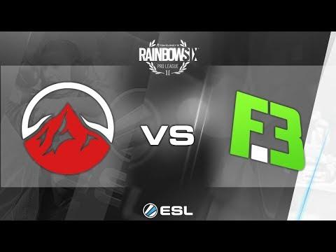 Rainbow Six Pro League - Season 2 - PC - NA - Elevate vs. FlipSid3 Tactics - Week 7