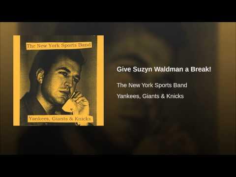 Give Suzyn Waldman a Break!