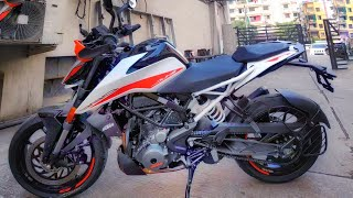 2020 KTM Duke 390 BS6 || rocket price, specifications, review.